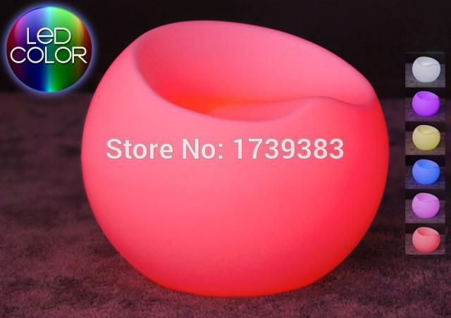 LED Lighting Furniture. Led Lighted Chair,Stool - LED Apple 03.jpg