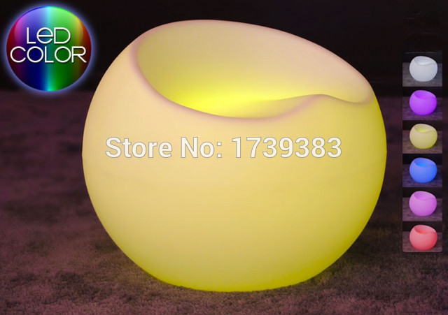 LED Lighting Furniture. Led Lighted Chair,Stool - LED Apple 05.jpg