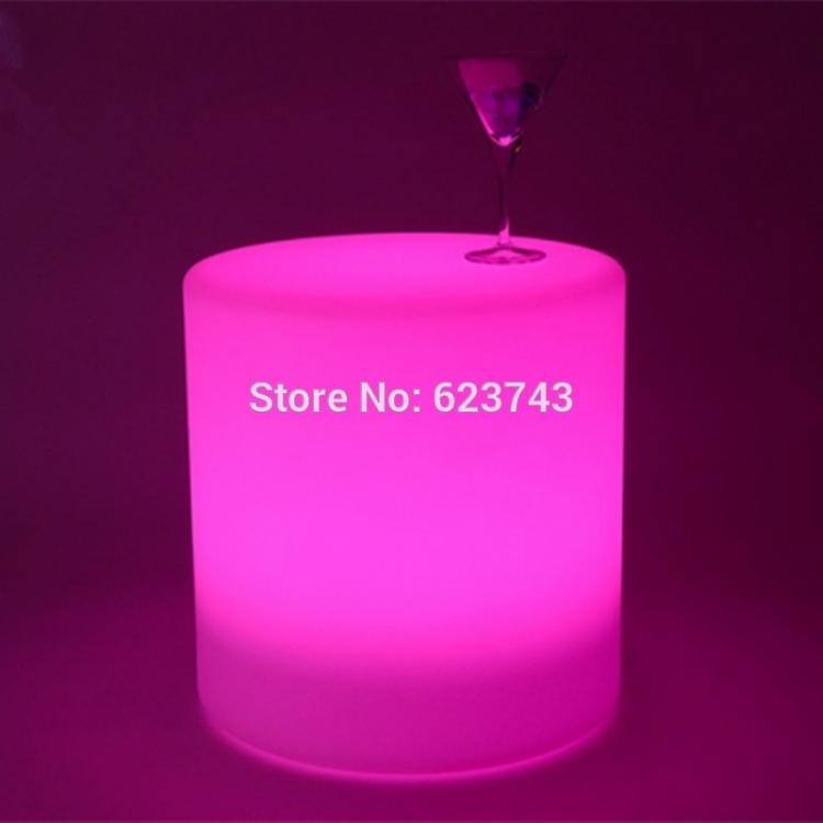 LED Stool Cylindre - LED Lighting Furniture 02.jpg
