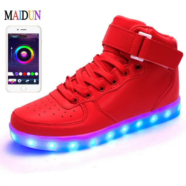 Kids Boys Girls Led Light Up Shoes - led shoes 2017 ×  led shoes 2018 × led light shoes ×  light shoes baby