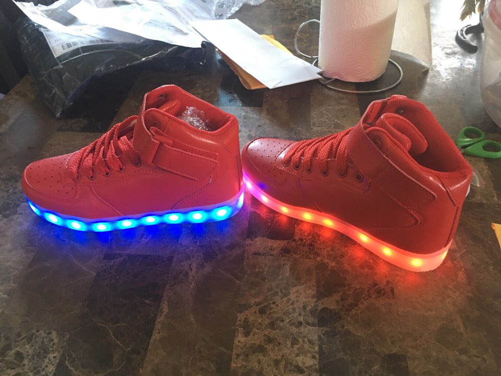 LED Shoes for 2017 - led shoes lights ×  led shoes light up