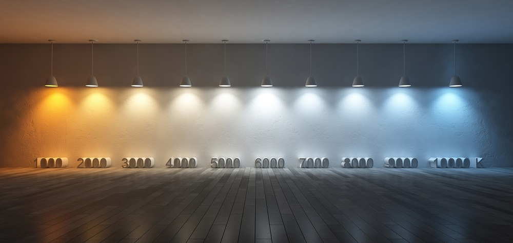 Colour Temperature LED Lights: Bulb, Downlight, Strip, Panel, Street Lights