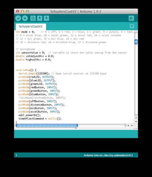 java - Need help to understand accelerometer code