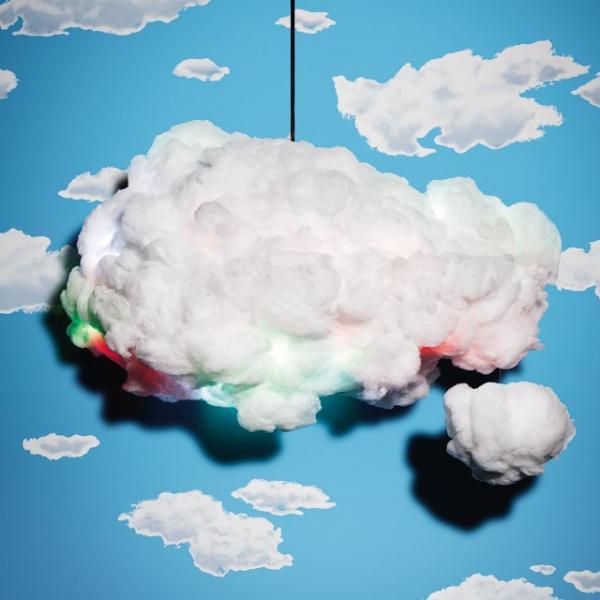 Светильник облако с имитацией грома своими руками - светильник облако своими руками × потолочный светильник облако × как сделать светильник облако
