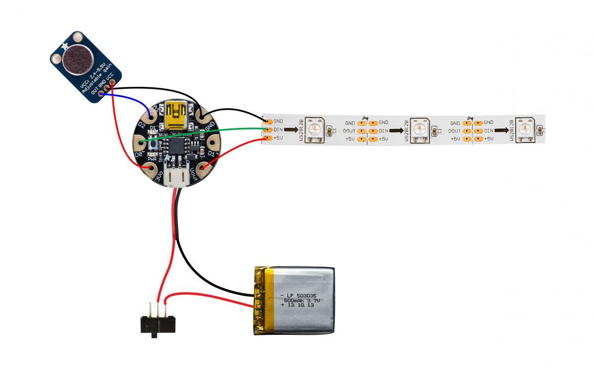 Как сделаны светодиодные ленты 395