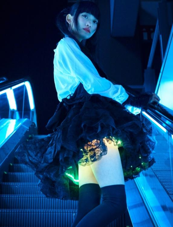 светящиеся платья, светодиодные юбки 3.jpg