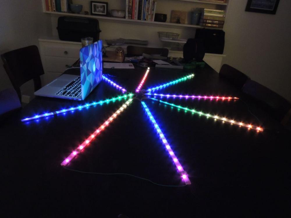 Светодиодный зонт c подсветкой - led зонтик 15.jpg