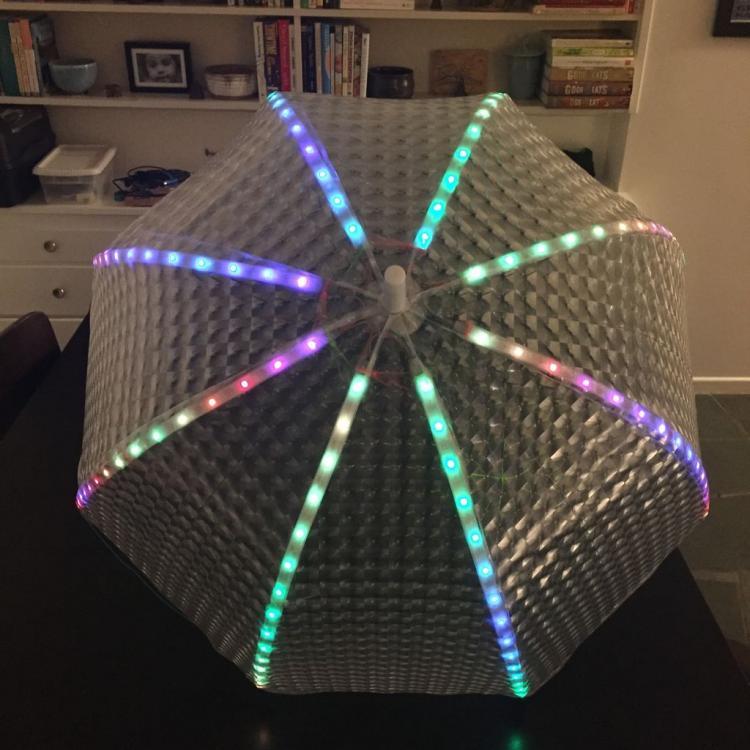 Светодиодный зонт c подсветкой - led зонтик 18.jpg