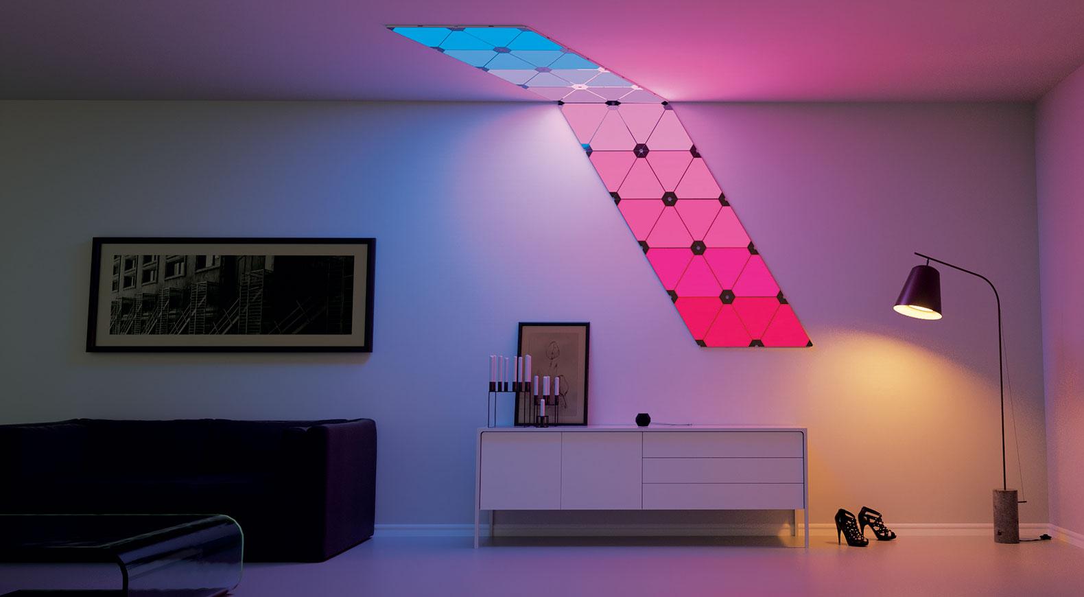 led panel k che led unterbauleuchte k che flach sonoma eiche vigour wasserhahn ikea del. Black Bedroom Furniture Sets. Home Design Ideas