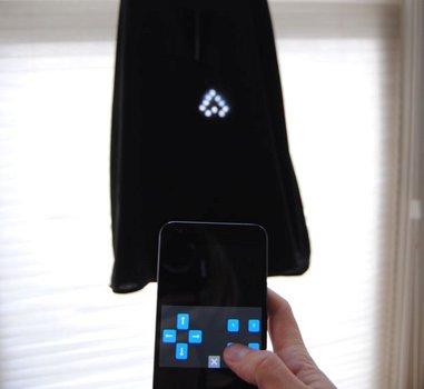 Матрица светодиодов с управлением через Bluetoothдля изготовления светящейся светодиодной одежды 01.jpg
