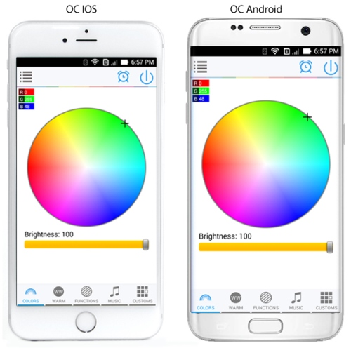 WIFI контроллер RGB – Управление светом с телефона.jpg