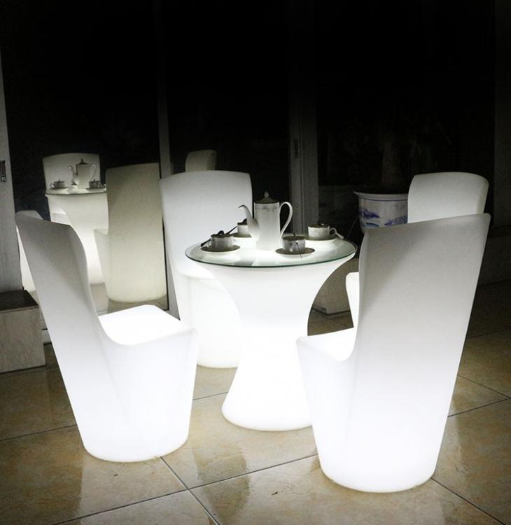 LED Furnitrue Set - LED Table, LED Sofa, LED Chair, Led Stool - led ice bucket ×  led table light × led flower pot ×  led furnitrue set × led flower pots canada ×  led flower vase × led cube furniture ×  led chair bar stools