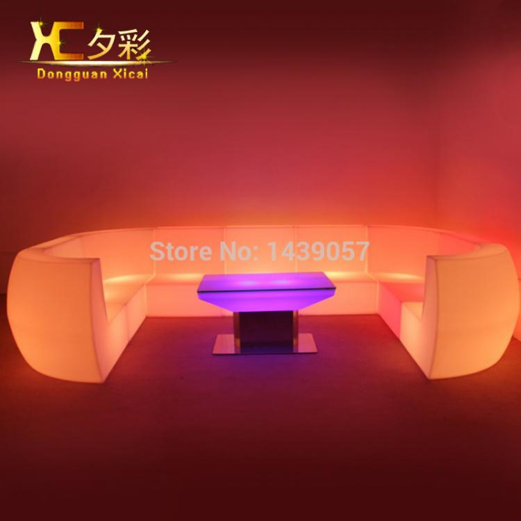 LED Furniture Sofa Set, LED lighting sofa 05 - Led Furniture Set » Ball,Cube,Chair,Table,Sofa • AliExpress