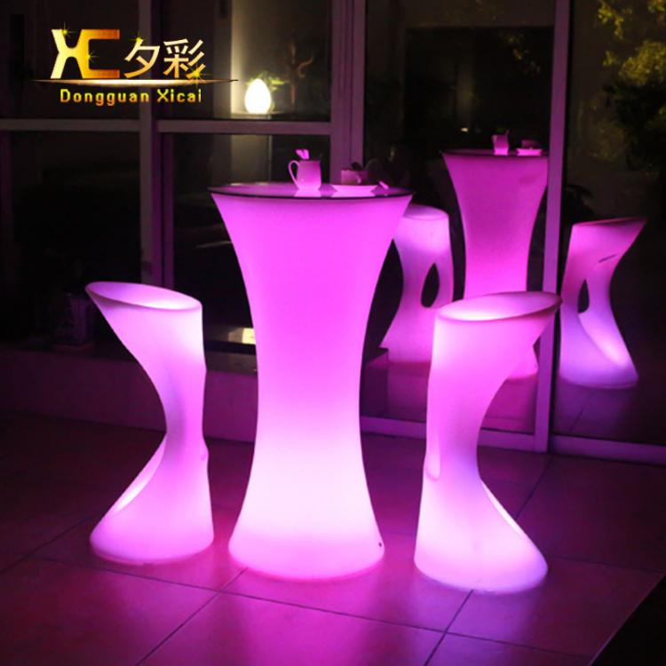 LED Lighting Furniture - LED Bar Table LED Bubble 01 - led flower pot lighting × led furniture for sale in usa × led furniture china ×  led furniture lights