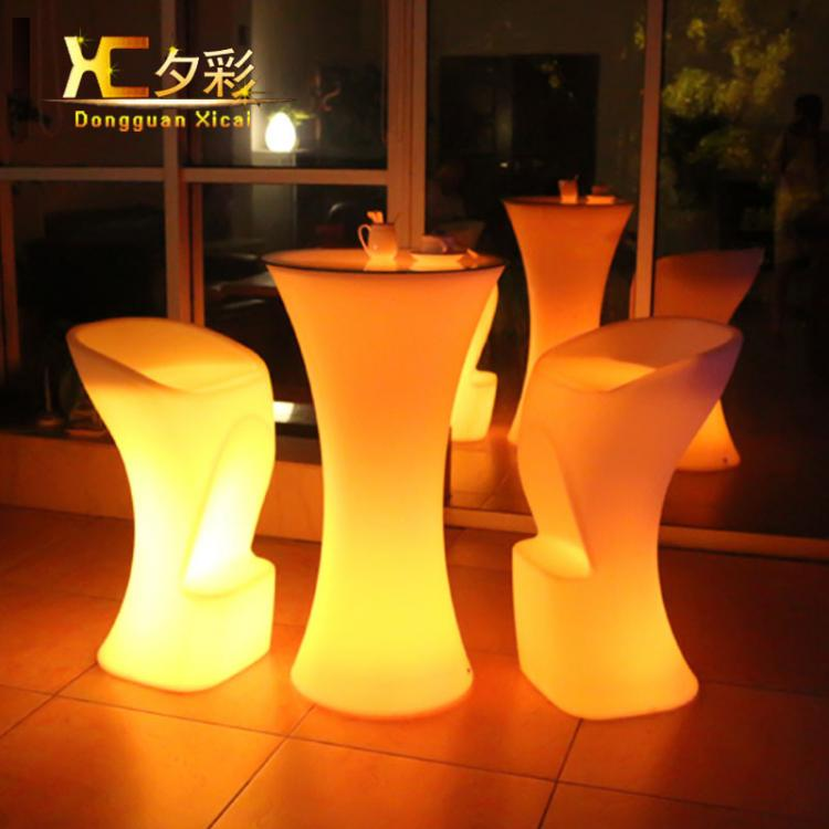 LED Lighting Furniture - LED Bar Table LED Bubble 02 - led furniture outdoor × led sofa furniture ×  led furniture for sale × led furniture bar ×  white led furniture