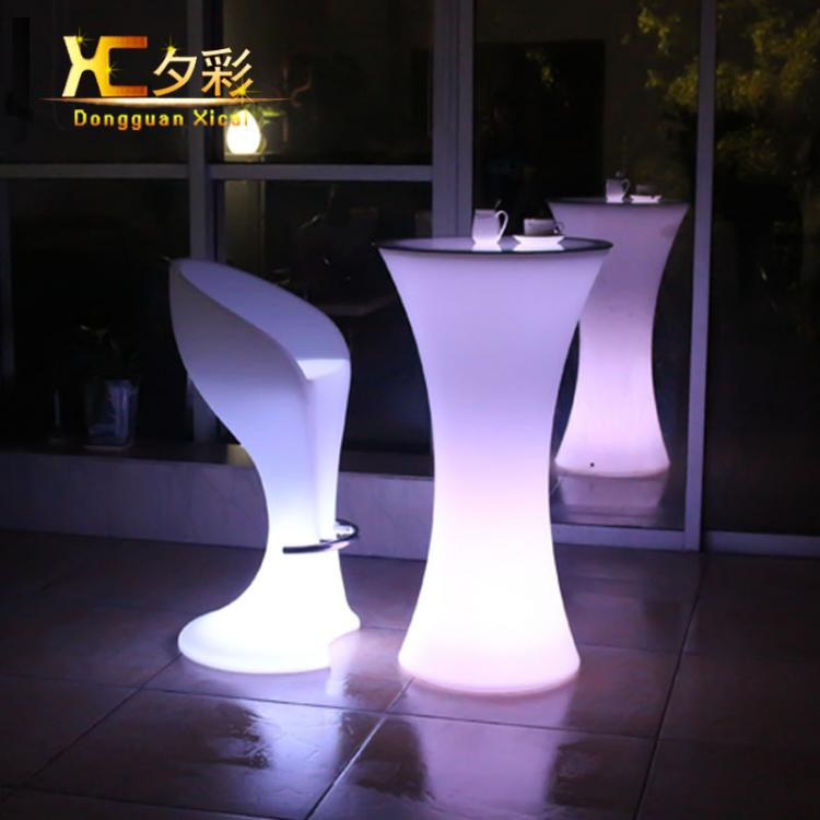 LED Lighting Furniture - LED Bar Table LED Bubble 03 - led deco furniture ×  led furniture uk × led furniture lighting ×  led bar furniture