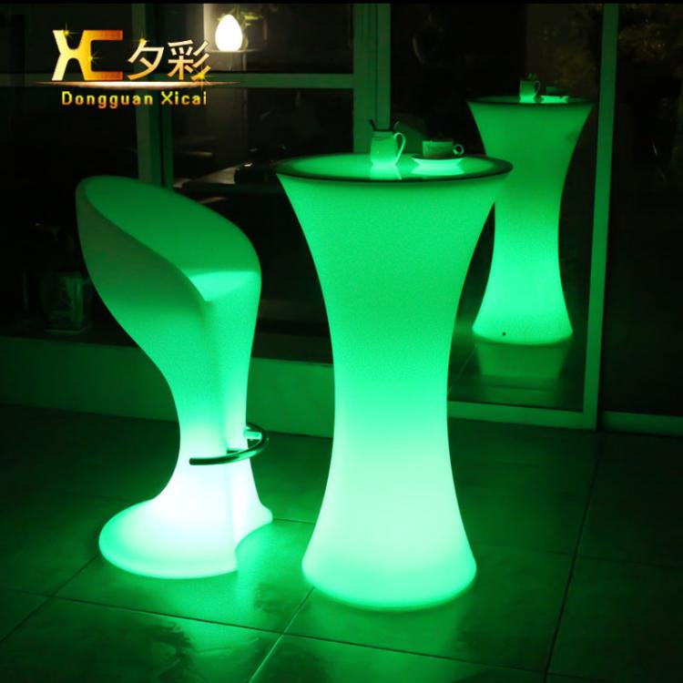 LED Lighting Furniture - LED Bar Table LED Bubble 06 - led flower vase lights × led glass led cups ×  led table × led flower pots australia × led flower pot china ×  led luminous ball