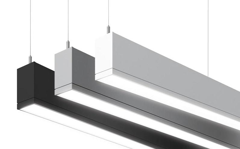 Linear Pendant Lighting Led Lighting Suspension Fixtures