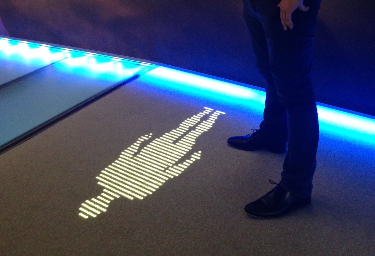 Carpets With Led Lights Lighting Luminous Carpets