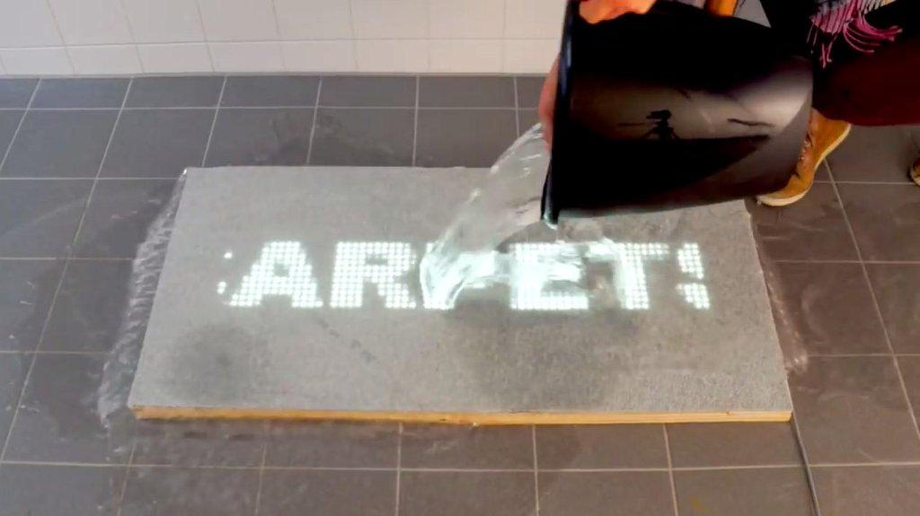 Carpets With Led Lights Lighting Luminous Carpets