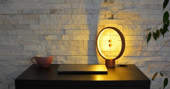 ... Heng Balance Lamp. Wood Lamp Led Wood Lamp Ideas Homemade Led Bulb ...
