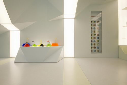 light design store × light showroom design × retail store lighting design × lighting design store