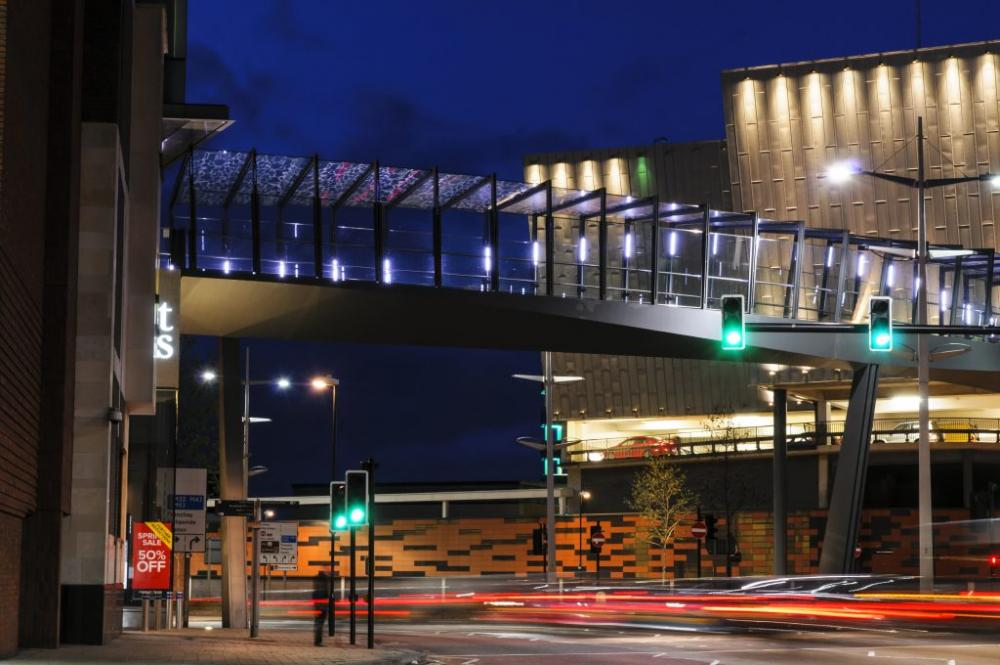 Footbridge Lighting Design footbridge lighting × footbridge lighting design