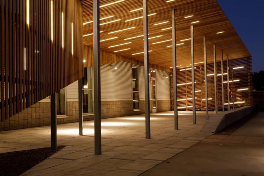 Claremont University Consortium - architectural lighting solutions × led architectural lighting outdoor × architectural lighting outdoor 2