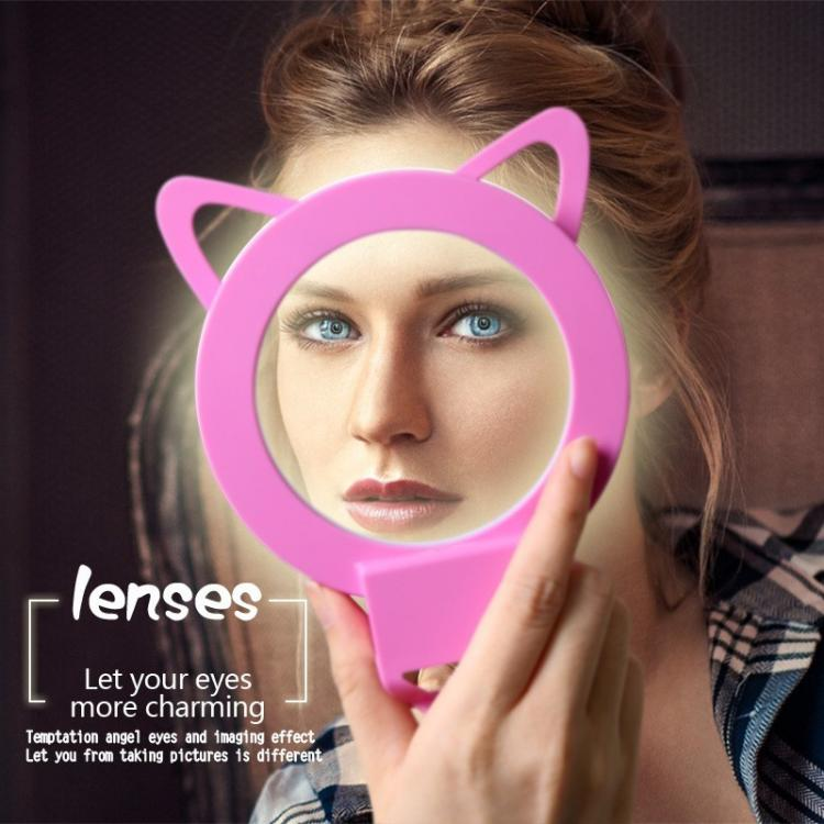LED kruhové světlo. Selfie lampa pierścieniowa ring. osvětlení pro líčení, make-up 07