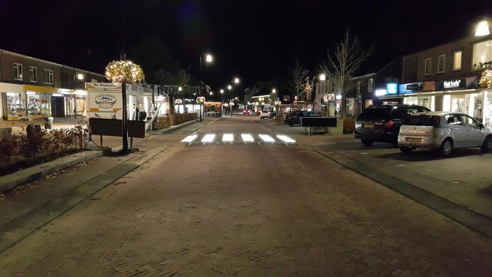 Lighted Zebra Crossing • Led Verlichting Zebrapad - verlicht zebrapad