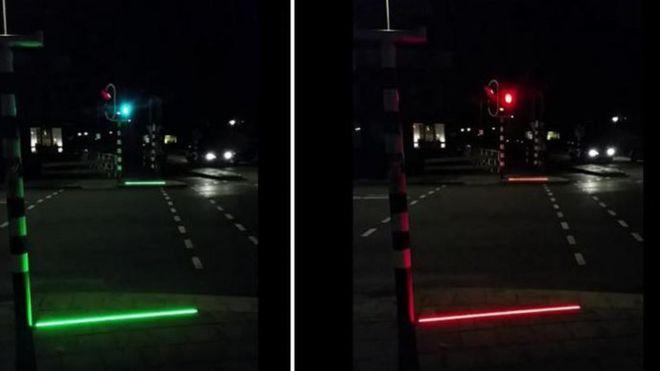 Lighted Zebra Crossing • Led Verlichting Zebrapad - verlicht zebrapad × innovatieve zebrapad × led verlichting zebrapad ×  led zebrapad