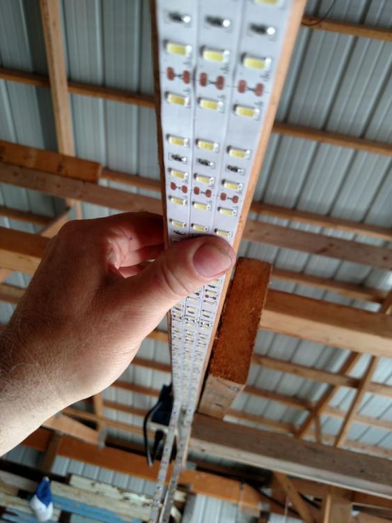 Освещение гаража светодиодной лентой - свет в гараже своими руками - освещение гаража светодиодами × правильное освещение гаража × как сделать освещение в гараже × освещение в гараже своими руками