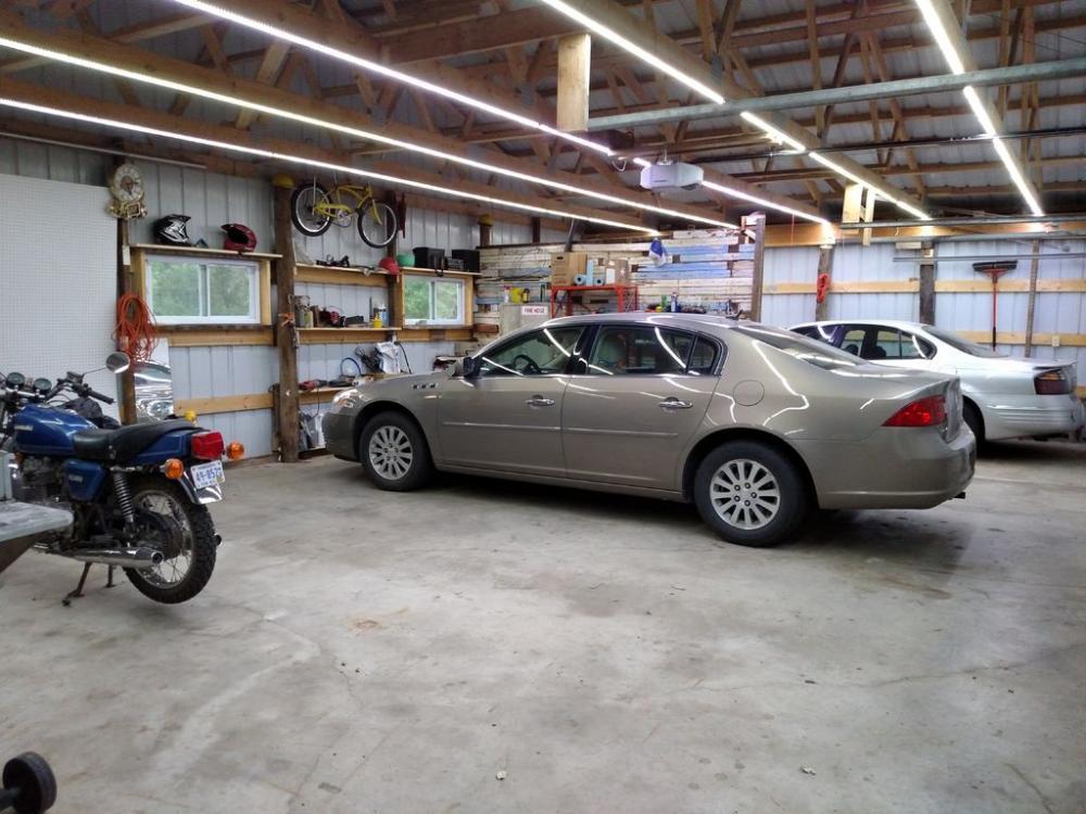 Освещение гаража светодиодной лентой - свет в гараже своими руками - лед освещение гаража × дешевое освещение гаража × освещение светодиодной лентой × освещение светодиодной лентой купить