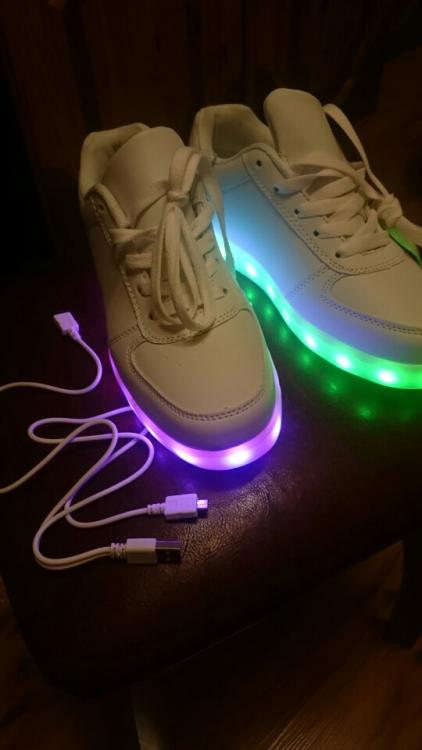 Led Sneakers - led shoes europe ×  led shoes for sale
