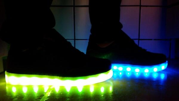 led shoes black 02