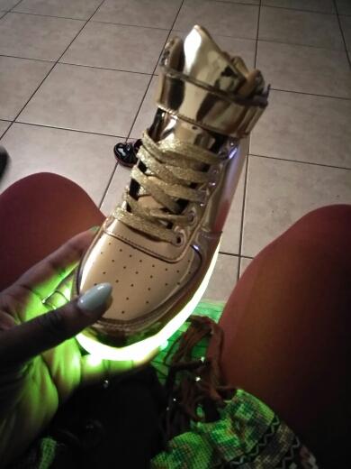 led shoes silver × led shoes review × led shoes trend ×  led shoes usb