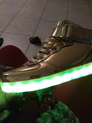 led shoes silver × led shoes review × led shoes trend ×  led shoes usb 02