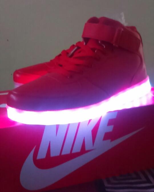 nike led shoes for men