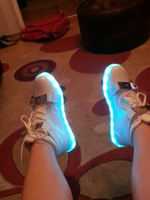 led shoes light up aliexpress