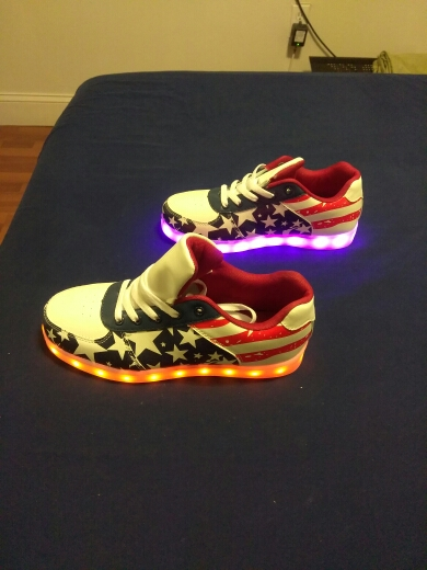 led shoes app-bluetooth 02