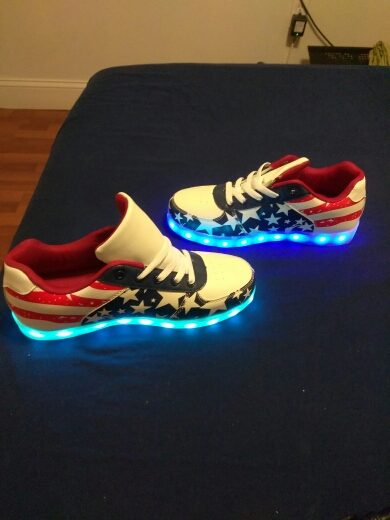 led shoes app-bluetooth 04