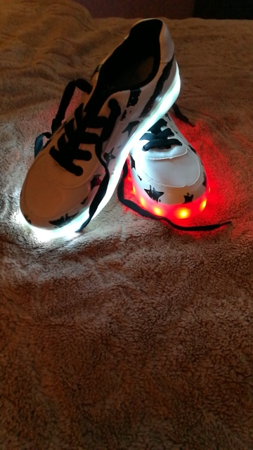 led shoes aliexpress × app controlled led shoes