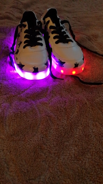 led shoes for adults ×  led shoes nike