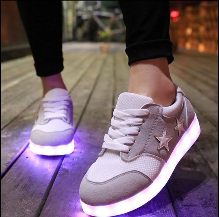 Chaussure lumineuse - LED Chaussures & Basket lumineuse. basket lumineuse aliexpress