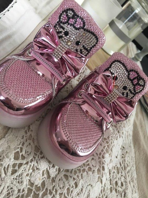 chaussure lumineuse bebe