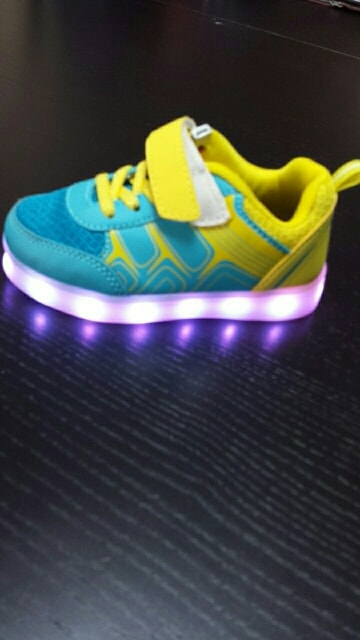 Chaussure lumineuse - LED Chaussures & Basket lumineuse - chaussure lumineuse led × basket lumineuse aliexpress