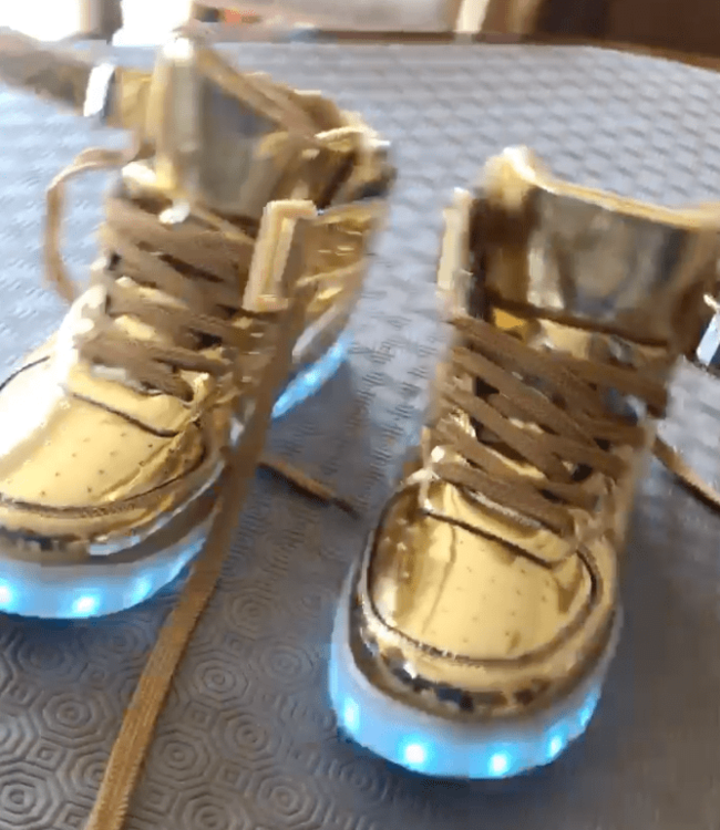 led sneakers aliexpress
