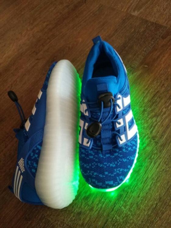 Chaussure lumineuse bebe. Chaussure lumineuse - LED Chaussures & Basket lumineuse • AliExpress