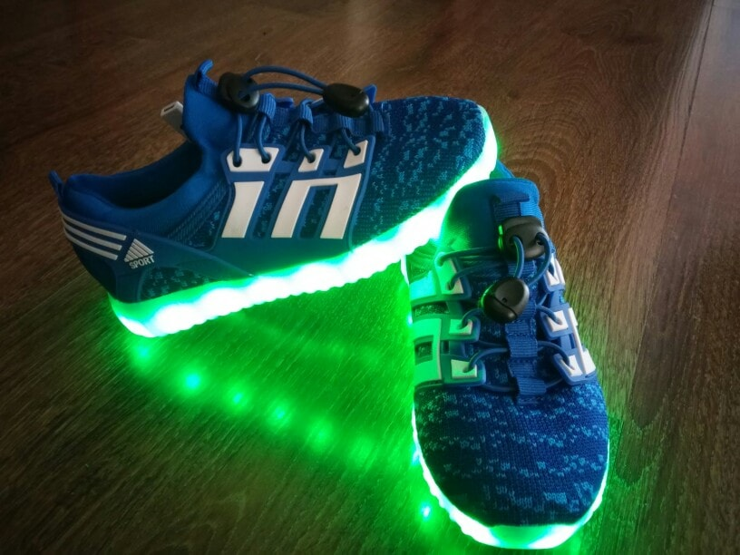 Chaussure led france. Chaussure lumineuse - LED Chaussures & Basket lumineuse • AliExpress