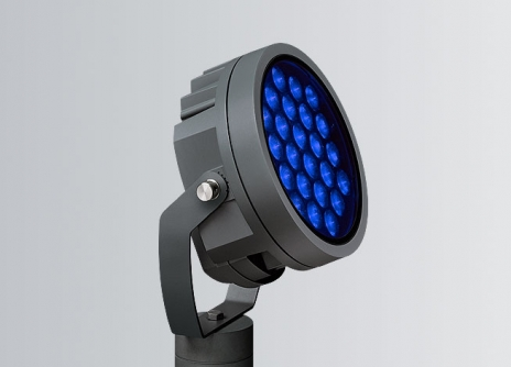 LED Flood Light RGB/RGBW » Architectural Floodlighting